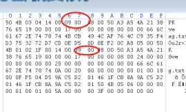 11-加密-BugkuCTF之zip伪加密