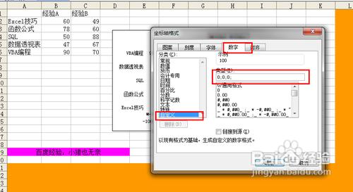 【Excel技巧】双向条形图制作技巧