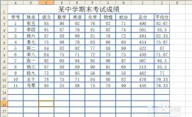 怎样用Excel使用筛选:[2]高级筛选