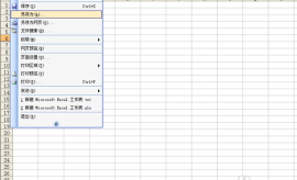 Excel和TXT互相格式转换方法